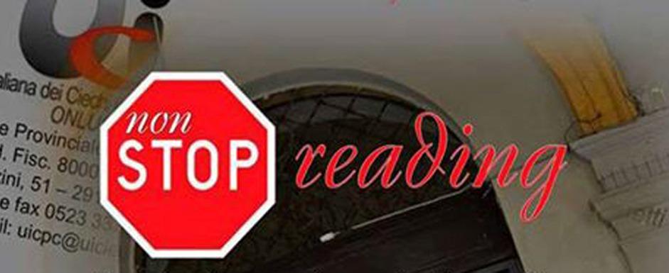 ModaMorte al Non Stop Reading