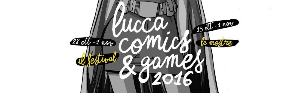Erika Polignino al Lucca Comics 2016